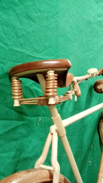Craobh Eo Wooden Bicycle