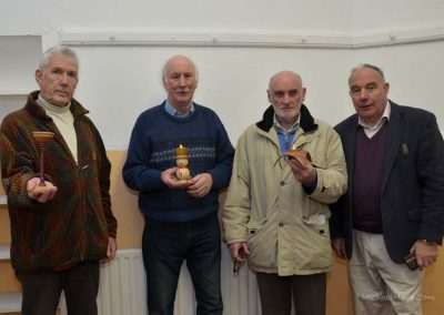 Craobh Eo tealight competition winners November 2017